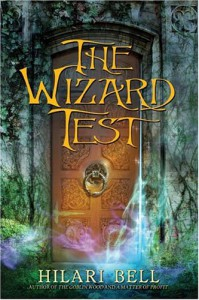 The Wizard Test - Hilari Bell