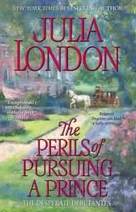The Perils of Pursuing a Prince - Julia London