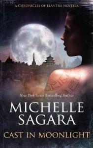 Cast in Moonlight (Chronicles of Elantra, #0.5) - Michelle Sagara, Michelle Sagara West
