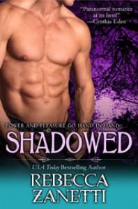 Shadowed (Dark Protectors, #6) - Rebecca Zanetti
