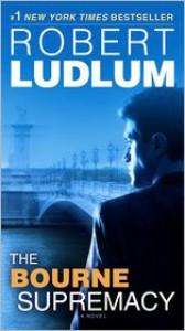 The Bourne Supremacy (Jason Bourne Book #2) - Robert Ludlum