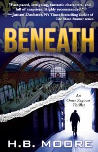 Beneath, a short story - Heather B. Moore