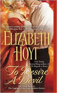To Desire a Devil  - Elizabeth Hoyt