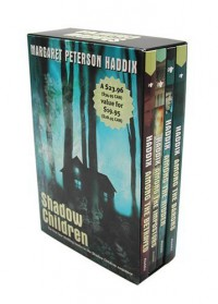 Shadow Children Boxed Set: Among the Hidden, Among the Impostors, Among the Betrayed, and Among the Barons - Margaret Peterson Haddix