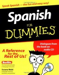 Spanish for Dummies - Susana Wald, Pedro Vazquez Bermejo