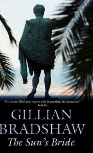 The Sun's Bride - Gillian Bradshaw