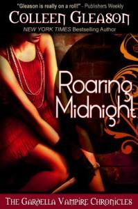 Roaring Midnight (Macey Gardella, #1) - Colleen Gleason