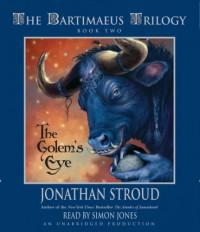 The Golem's Eye (Bartimaeus Trilogy, #2) - Jonathan Stroud, Simon Jones