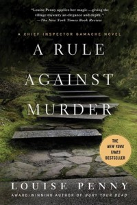 A Rule Against Murder (Armand Gamache, #4) - Louise Penny