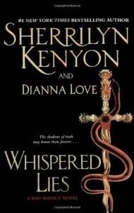 Whispered Lies - Sherrilyn Kenyon, Dianna Love