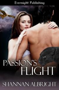 Passion's Flight (Dark Breed Enforcers) - Shannan Albright