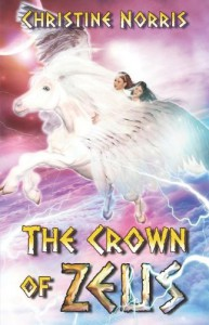 The Crown of Zeus - Christine Norris
