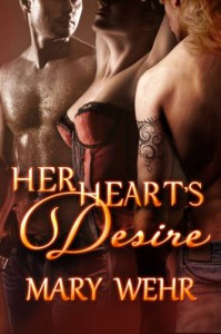 Her Heart's Desire - Mary Wehr