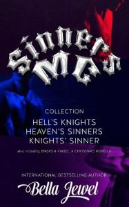 Sinners MC - Boxed Set - Bella Jewel