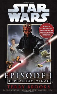 Star Wars, Episode I: The Phantom Menace - Terry Brooks, George Lucas