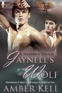 Jaynell's Wolf (A Wizard's Touch, #1) - Amber Kell