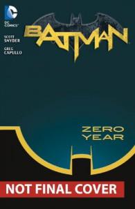 Batman, Vol. 4: Zero Year - Secret City - Scott Snyder, Greg Capullo