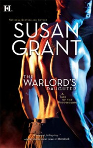 The Warlord's Daughter - Susan Grant