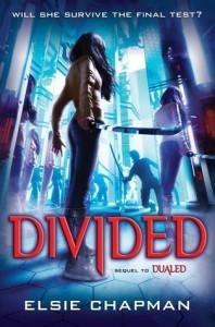Divided (Dualed Sequel) - Elsie Chapman