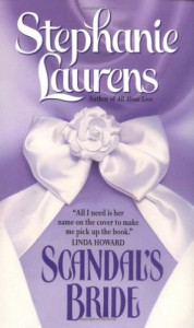 Scandal's Bride - Stephanie Laurens