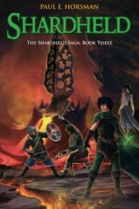 Shardheld (The Shardheld Saga) (Volume 3) - Paul E. Horsman