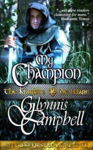 My Champion (Knights of de Ware, Book 1) - Glynnis Campbell