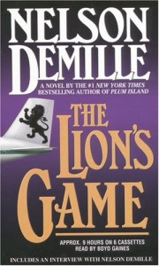 The Lion's Game - Boyd Gaines, Nelson DeMille, Bruce Davison