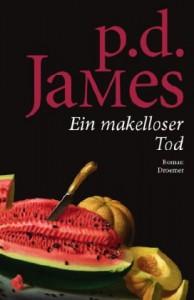 Ein Makelloser Tod Roman - Elke Link, P.D. James, Walter Ahlers