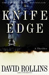 A Knife Edge - David Rollins