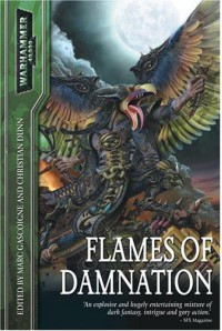 The Flames of Damnation - Christian Dunn