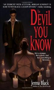 The Devil You Know - Jenna Black