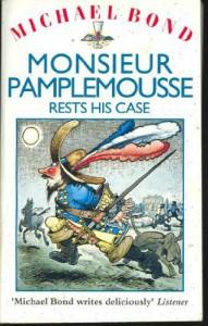 Monsieur Pamplemousse Rests His Case - Michael Bond
