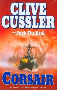 Corsair - Jack Du Brul, Clive Cussler