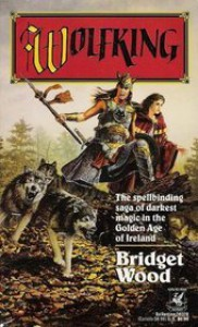 Wolfking - Bridget Wood