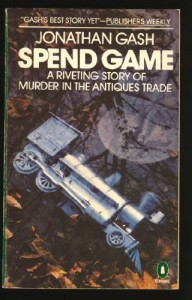 Spend Game (Lovejoy Mystery) - Jonathan Gash