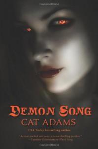 Demon Song (Blood Singer) - Cat Adams