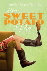 Like Sweet Potato Pie (Southern Fried Sushi) - Jennifer Rogers Spinola