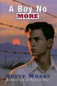 A boy no more - Harry Mazer