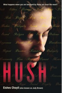 Hush - Eishes Chayil, Eishes Chayil (pseudonym), Judy Brown