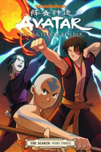Avatar: The Last Airbender- The Search Part 3 - Gene Luen Yang