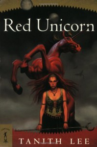 Red Unicorn - Tanith Lee