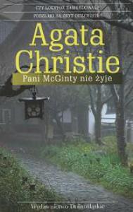 Pani McGinty nie żyje - Agata Christie
