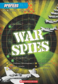 Profiles #7: War Spies - Daniel Polansky
