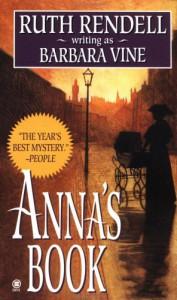 Anna's Book - Barbara Vine, Ruth Rendell