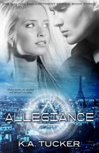Allegiance - K.A. Tucker