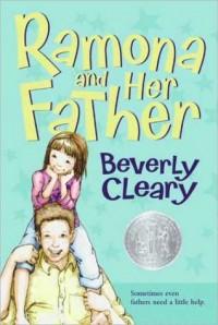 Ramona and Her Father (Ramona, #4) - Beverly Cleary, Alan Tiegreen