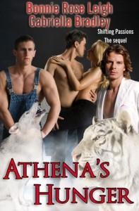 Athena's Hunger - Bonnie Rose Leigh, Gabriella Bradley
