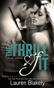 The Thrill of It - Lauren Blakely