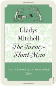 The Twenty-Third Man - Gladys Mitchell