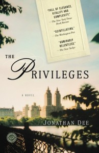 The Privileges - Jonathan  Dee